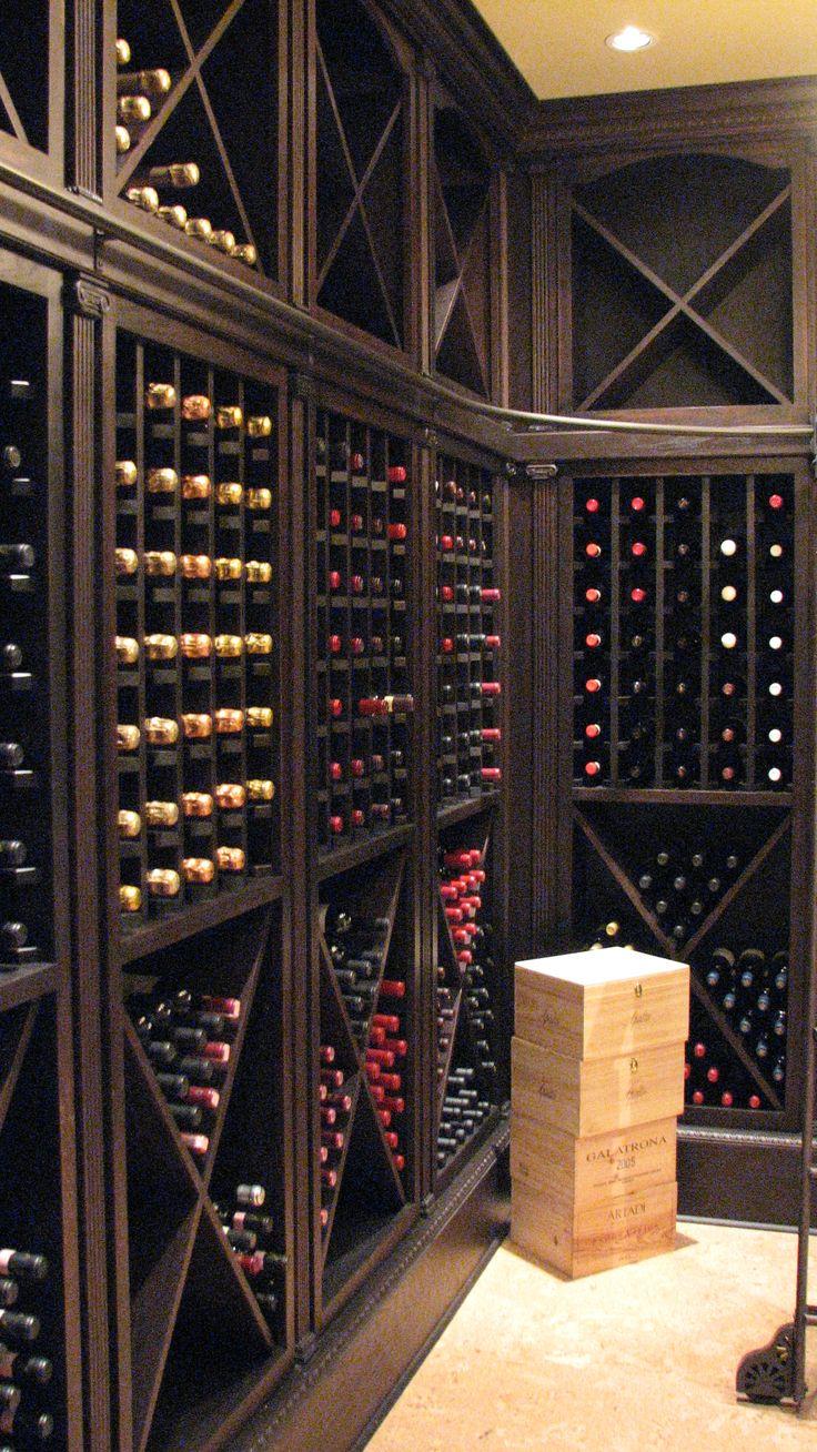 Wine cellar experience