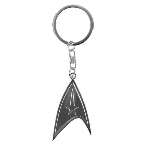 Star Trek Delta Shield Keychain |