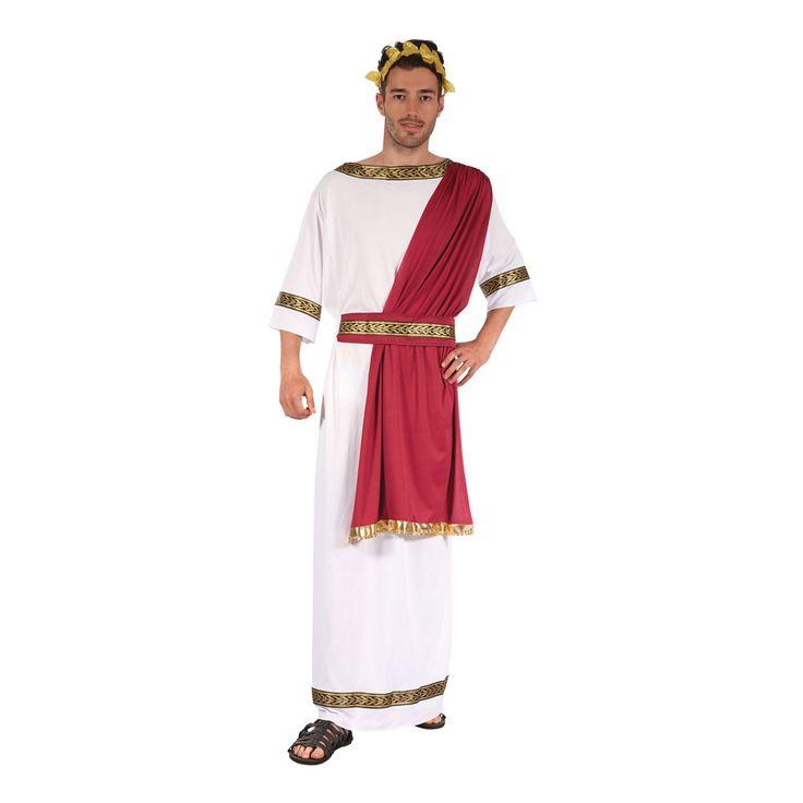 Grekisk Gud Budget Maskeraddräkt