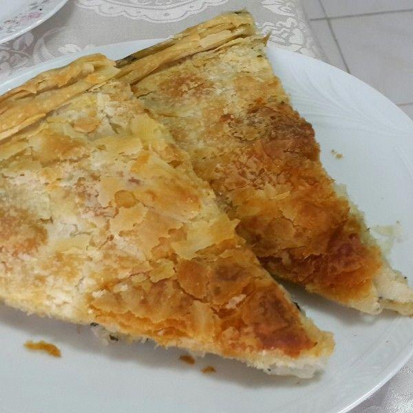 İstanbul'da Arnavut Böreği isimli Mutfağımızdan; peynirli börek