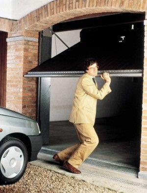 heavy garage door solutions