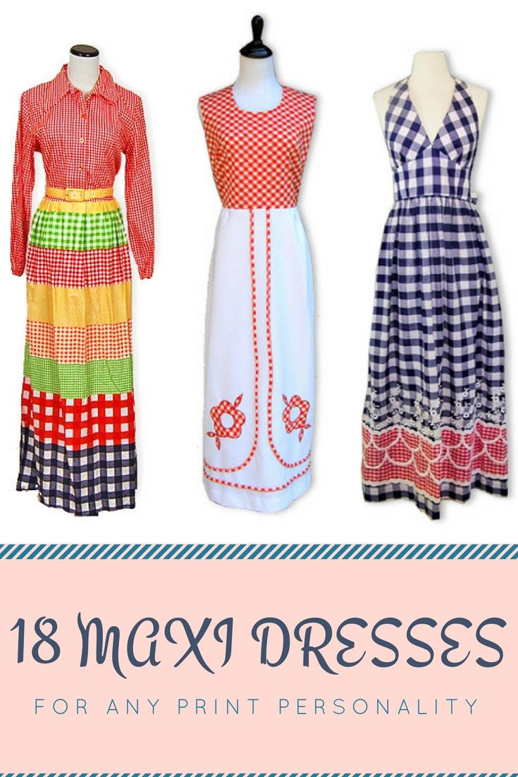 Keep reading after the jump for my rundown of why to buy and where to get marvelous maxis  in floral, striped, polka dot, Hawaiian and tribal fashion families!