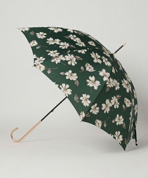 SESTO(セスト)の「be/セレニティーフローラ柄 雨傘 長傘 / 花柄(長傘)」|詳細画像