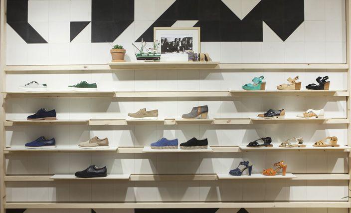 Loreak Mendian — San Sebastian Store  27 Hernani St, San Sebastian.