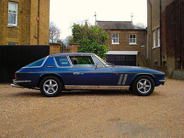 Jensen Interceptor FF MkIII (70s British)