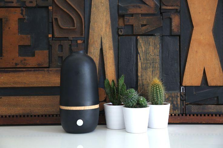 Diffuseur par nébulisation Ona, un appareil éco-conçu en matériaux biodégradables