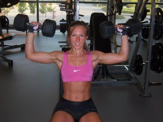 Want the Body of a Fitness Model? Find Out What it Really Takes | SparkPeople