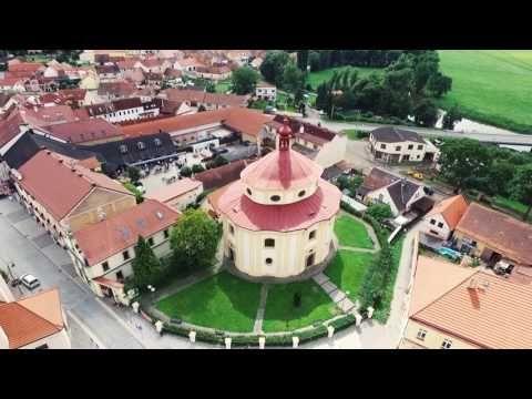 Videonahrávky s dronem. – Promo Video koktejl z Plzně