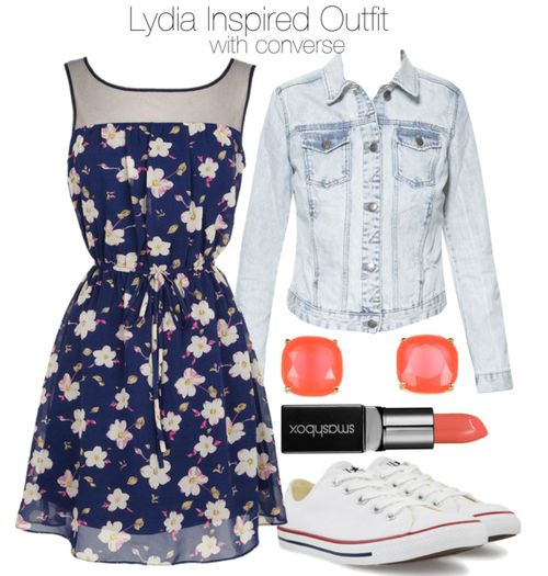 Lydia Martin Inspired Outfit. I really just love her whole wardrobe.