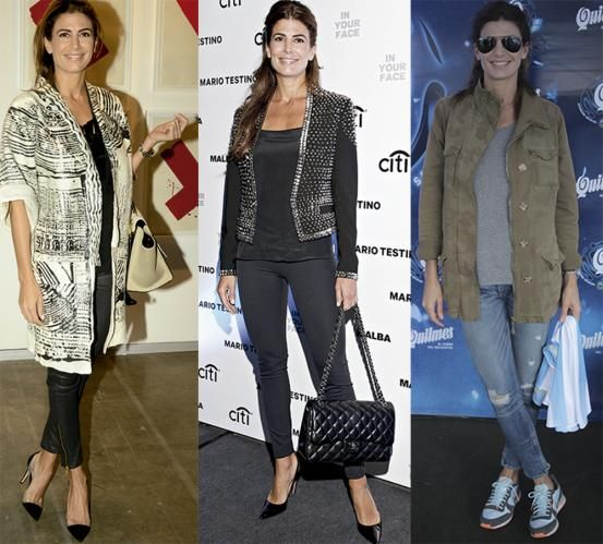 Style Inspiration: Juliana Awada — MLV BLOG