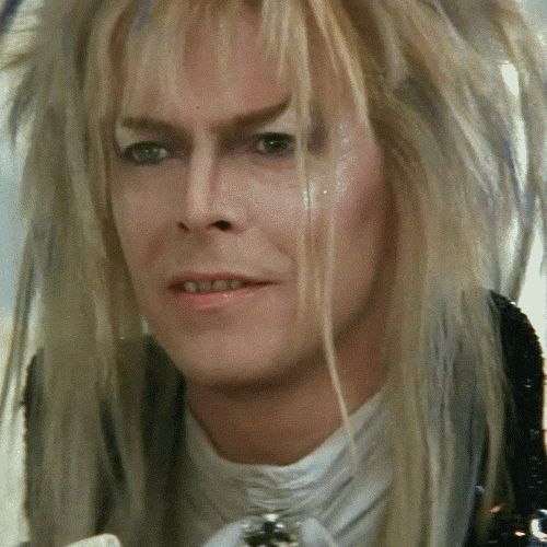 labyrinth gifs | David Bowie Labyrinth