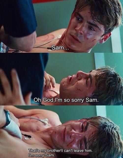 charlie st. cloud<<< I had to stop watching the movie because I couldn't handle it <<< this movie omygoodness