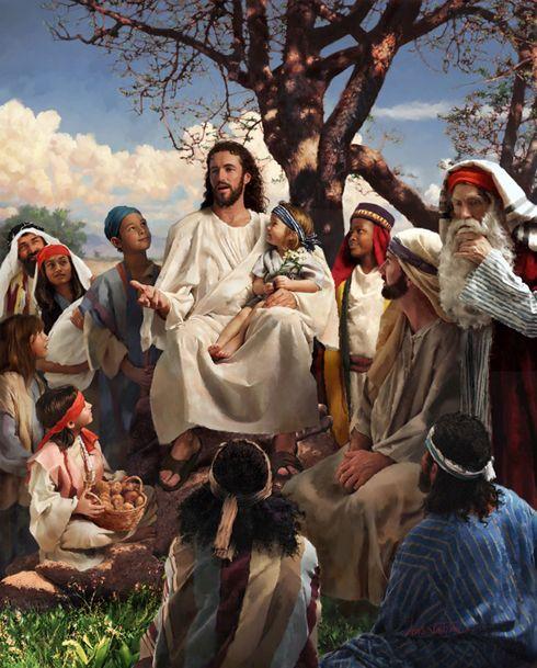 Sermon on the Mount - Matthew 5-7:27  King James Version (KJV)
