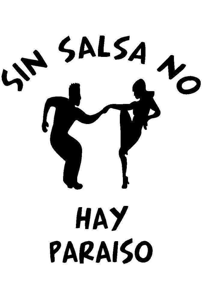 Sin salsa...