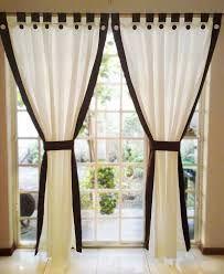 62 best cortias disenos images on pinterest curtain - Ventanas con cortinas ...