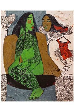 Thao Ngoc Dang, 'Sleeping in My Hand,' 2009, International Modern Art Gallery