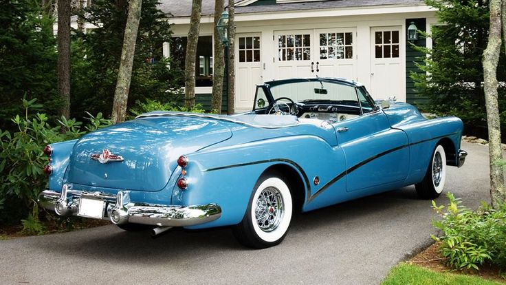 1953 Buick Skylark Convertible