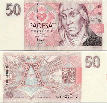 czech republic currency | Czechia - Czech Korun Currency Bank Notes - Czech Republic Image ...