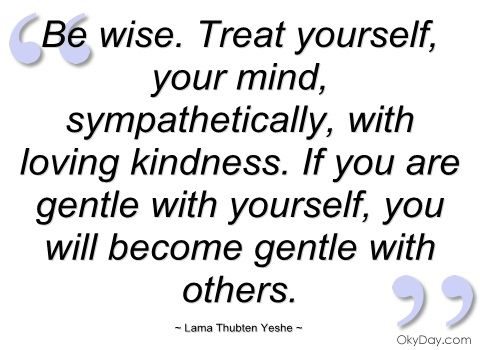 Image result for kindness to yourself quotes