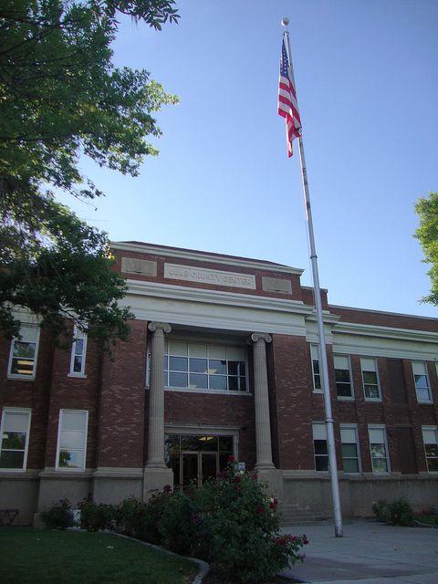 Juab County Courthouse - Nephi, Utah
