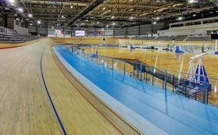 Mattamy National Cycling Centre. View our 360 virtual tour!