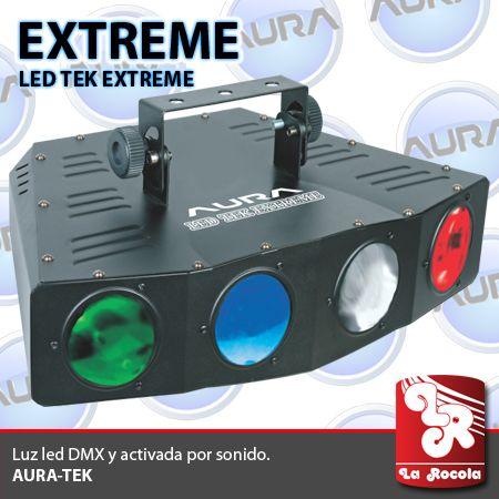 LUZ LED / TEK-EXTREME