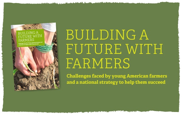 The National Young Farmers' Coalition is by and for young and beginning farmers in the United States.