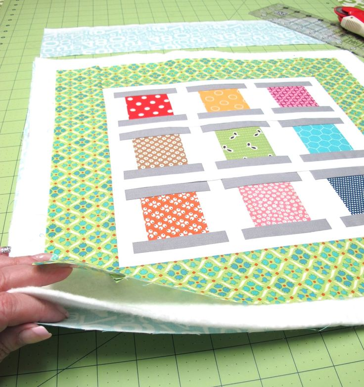"Bee In My Bonnet: A Spool ""Quilty"" Tutorial!!!…."