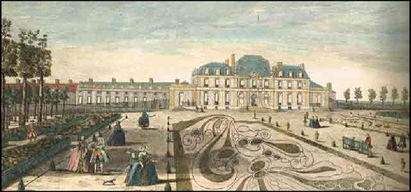 Château de la Muette   La muette, Meudon, Chateau de la muette
