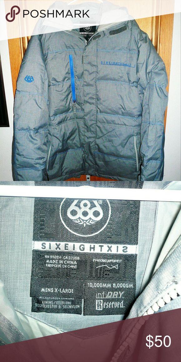 EUC 686 snowboarding jacket XL Like new! Super warm! 686 Jackets & Coats Performance Jackets