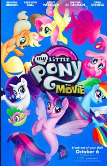 My Little Pony: The Movie (2017) HD Rip 720p FULL MOvie Download