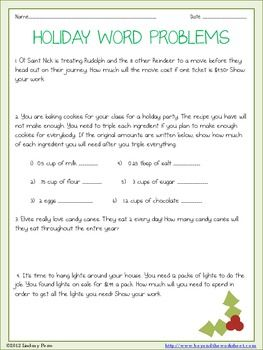 this  page worksheet has  decimal operation holiday word problems  this  page worksheet has  decimal operation holiday word problems most  focus on multiplication with decimals  educational resources  math