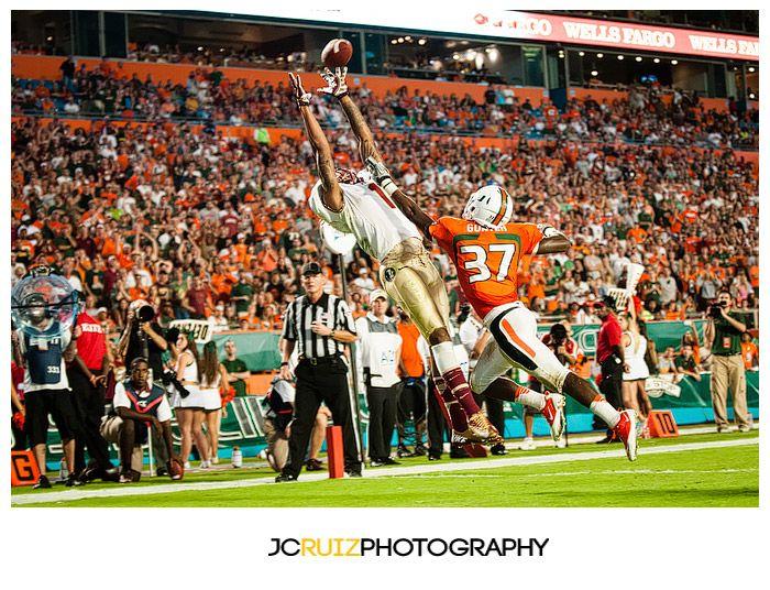 University of Miami Hurricanes - JC Ruiz Photography
