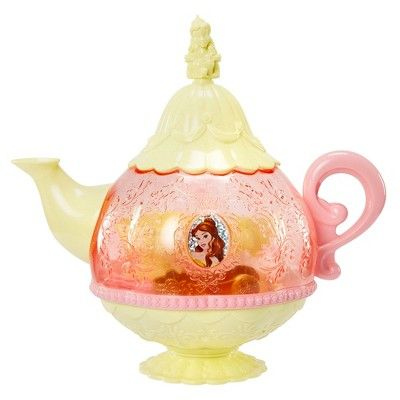 Disney Princess Belle Stack & Store Tea Pot