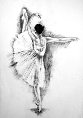 BALLERINA XII by Nicolas GOIA