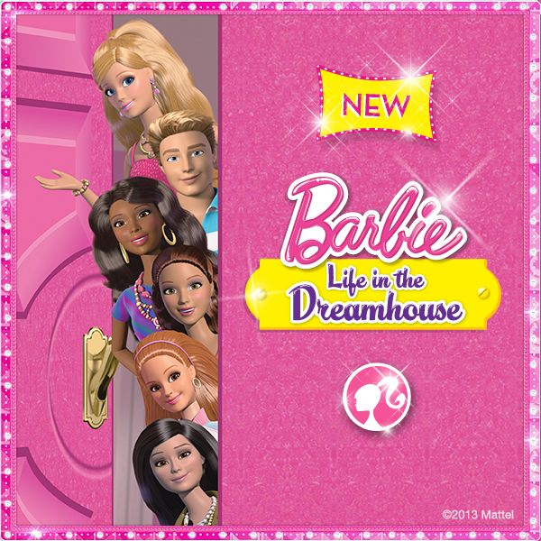 Barbie Life in the Dreamhouse- full of suble sarcasm and constantly making fun of itself and Barbie, this show is fantastic for both parents and kids.