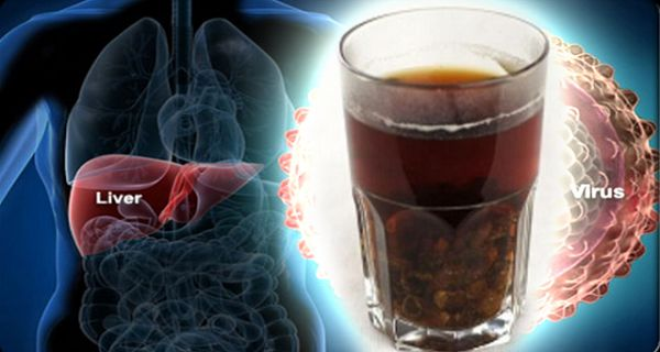 MY MOM HAD GREASY LIVER AND SHE BEGAN TO TAKE THIS DRINK. IN SEVERAL DAYS HER LIVER HAD ALREADY BEEN PURIFIED COMPLETELY!
