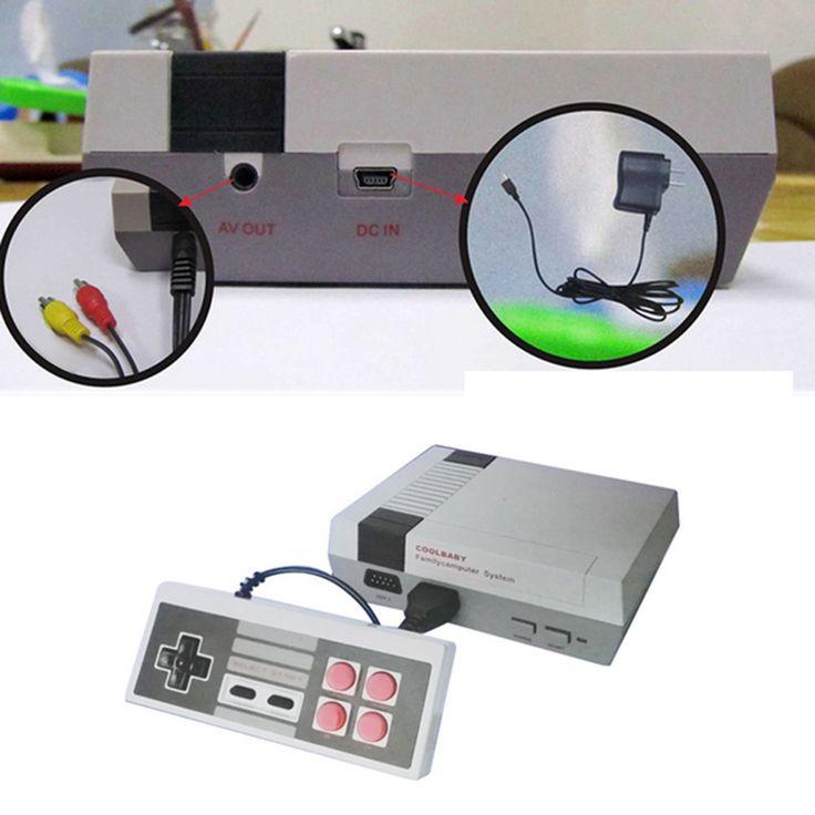 Mini TV Handheld Game Console Built-in 500 Sales Online eu - Tomtop