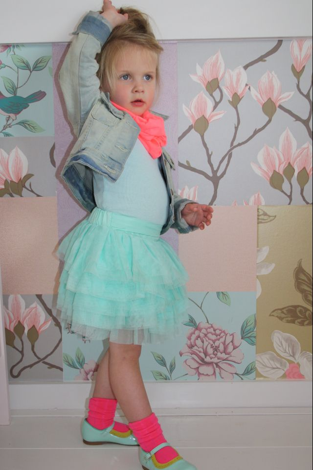 Pleum in Tutu #kidsclothes #swagkids #neon #kidsfashion #cute #kids #kindermodeblog