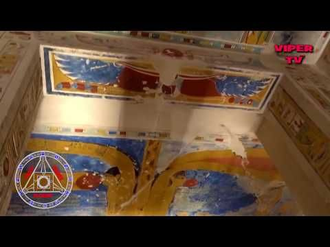 Thoth Hermes Lost Diary of Master Secrets - AUDIO JOURNEY - VIPER TV
