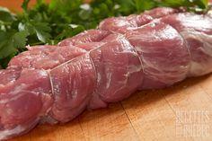 Filet de porc mariné et sauce au vin #recettesduqc #souper #porc #BBQ