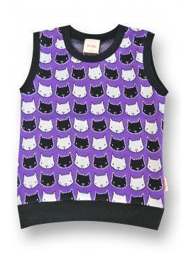 Kedi deseni, Muru'nun en sevdiği desenlerden. Biz de bayılıyoruz, küçük kediler de sevecektir.
