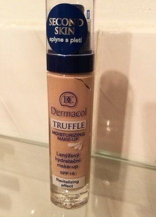 Kupuj mé předměty na #vinted http://www.vinted.cz/kosmetika-a-prislusenstvi/dekorativni-kosmetika-kosmetika/15579187-dermacol-truffle-moisturizing-make-up