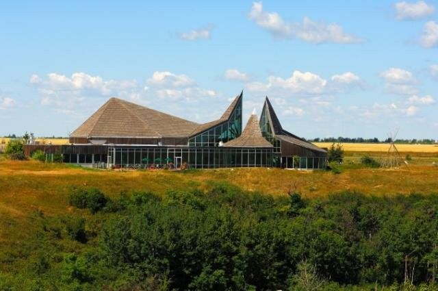 Wanuskewin Heritage Park, Saskatchewan