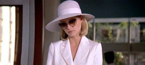 Michelle Pfeiffer, Scarface, Brian De Palma, 1983