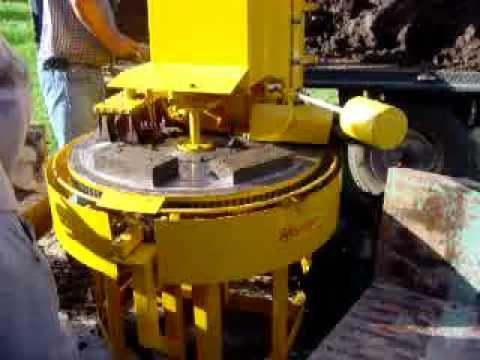 Fabrica de Maquinas para hacer Ladrillos