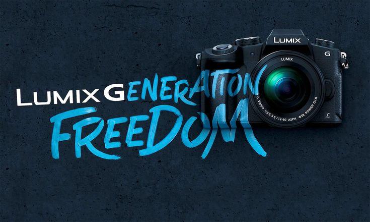 Fotografiaza fara constrangeri: LUMIX Generation Freedom