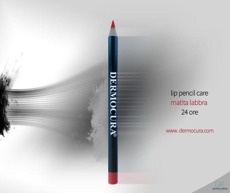 GR Graphic and Web Design for Dermocura - Cosmetics  Matita Labbra