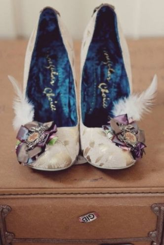irregular choice wedding shoes. The Ultimate Wedding Shoes WeddingsOnline.ie.........  LOVE these.......