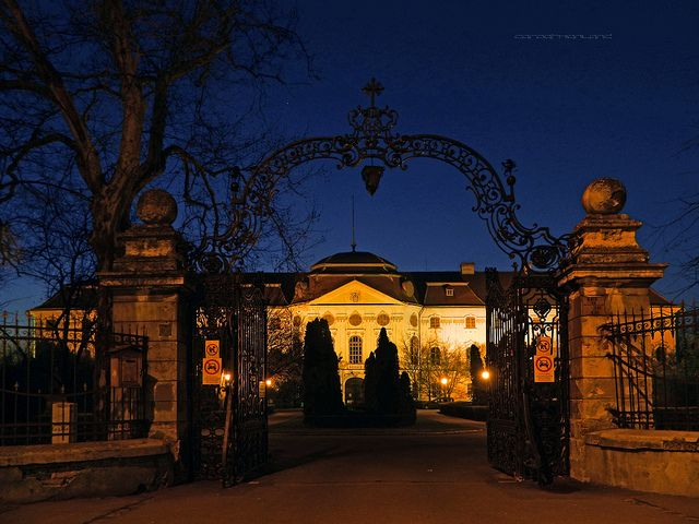 Episcopal Palace (1762-1777), Oradea / Nagyvárad, Romania | Flickr - Photo Sharing!